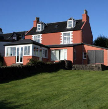 The Rowans Self Catering Holiday House Tobermory Isle of Mull