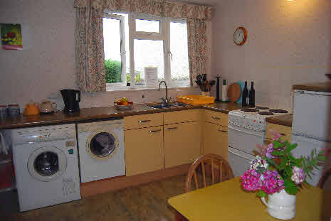 Kitchen  in The Rowans, Self Catering, Tobermory